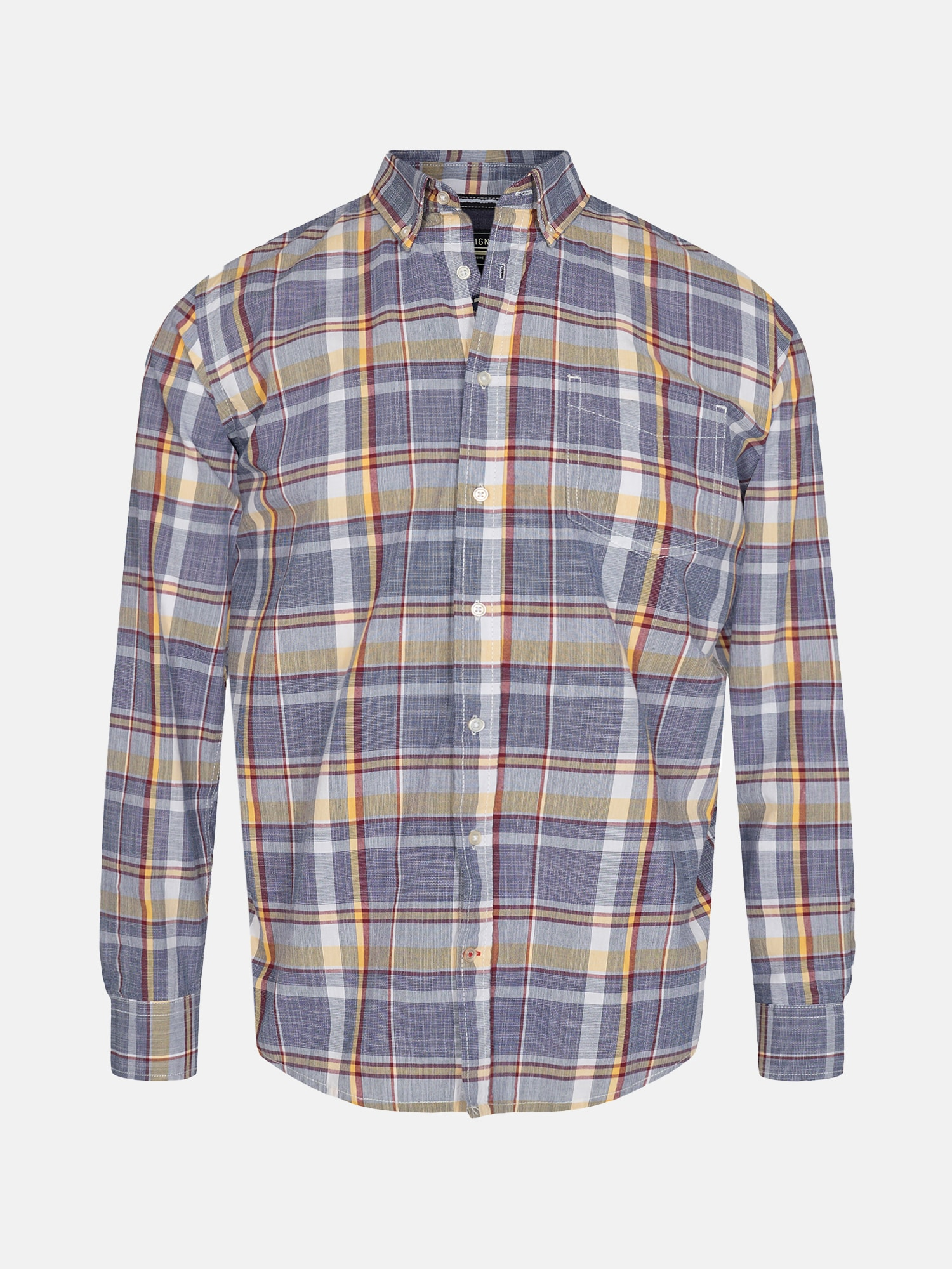 Frodo Check Shirt