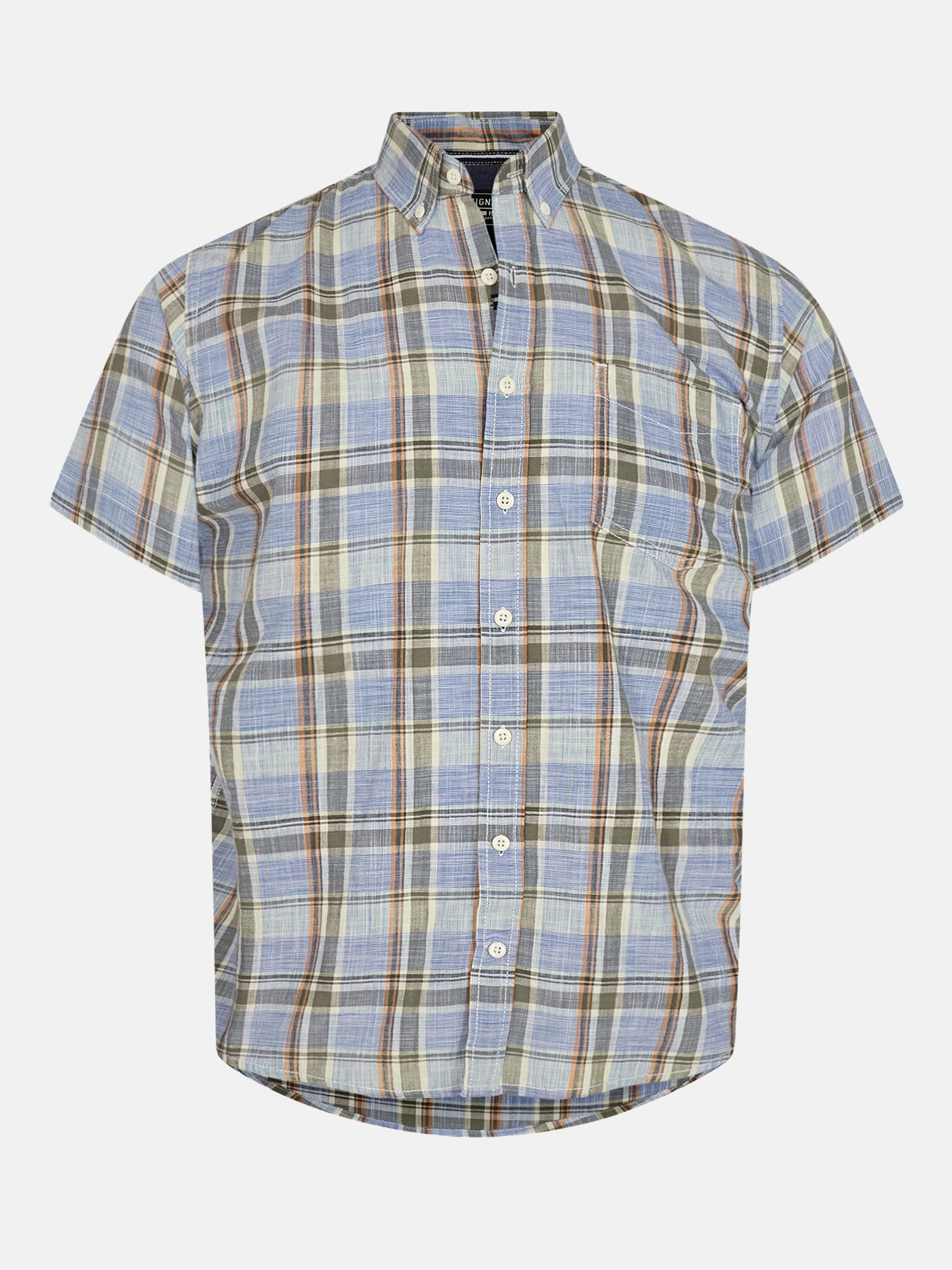 Abel Check Shirt Ss